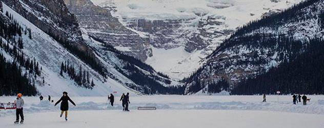 Las mejores pistas de patinaje del mundo