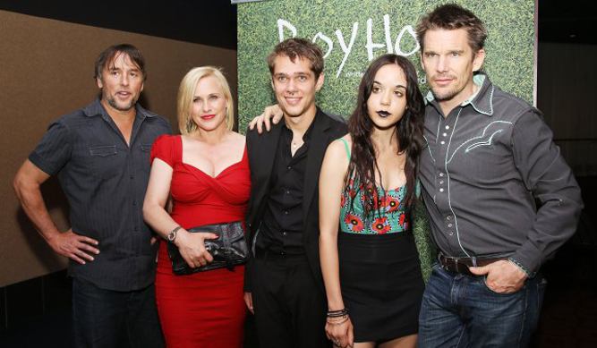 Boyhood-screening