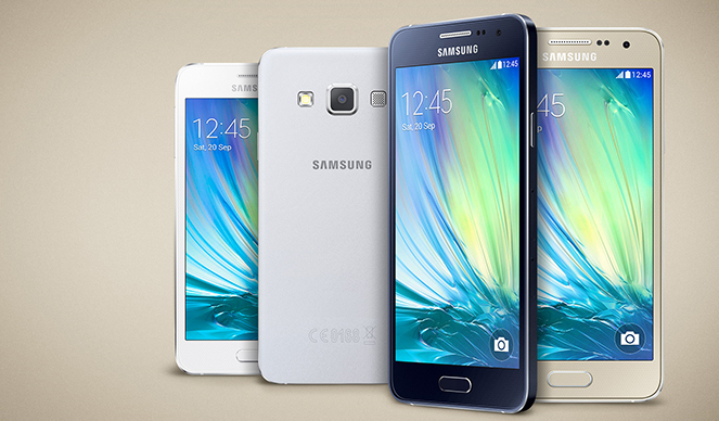SAMSUNG A3 AS2