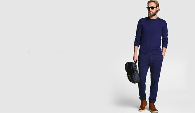 Michael Kors o la síntesis perfecta en moda masculina