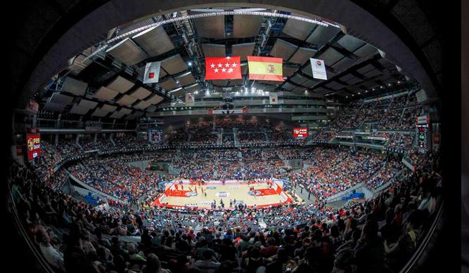 Los números del Mundial de Baloncesto