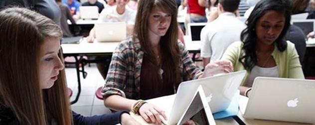 Cinco ordenadores para el curso que empieza