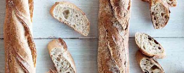 Los secretos del pan artesano