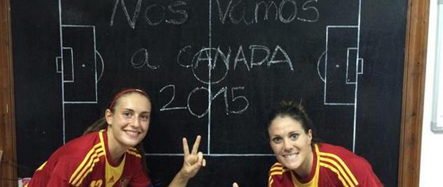 La Roja femenina, una selección Mundial