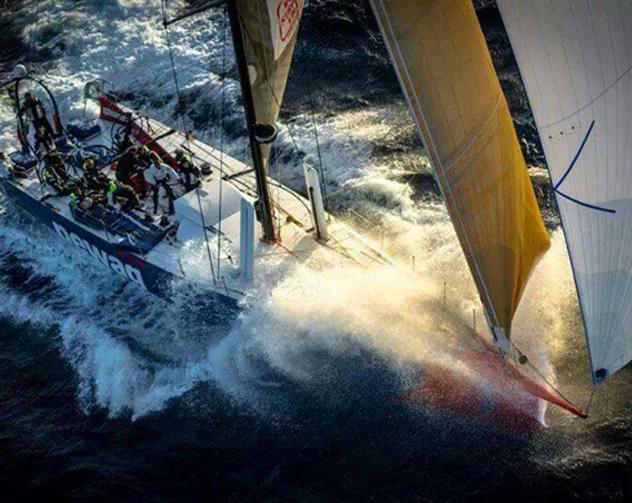 Volvo Ocean Race, comienza la aventura