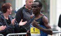 Kenia manda en el Maratón de Chicago