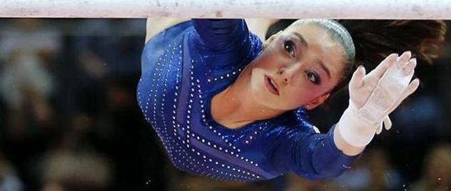 Las gimnastas más bellas del mundo