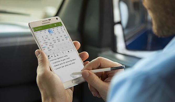 Galaxy Note 4: los últimos serán los primeros
