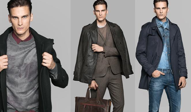 Diez esenciales de moda masculina en otoño