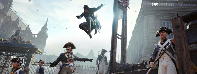 Los 5 grandes videojuegos que llegan en noviembre