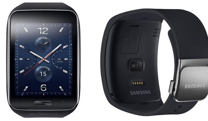 Samsung Gear S: nueva era en relojes inteligentes