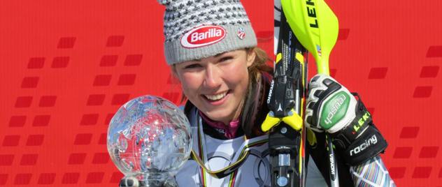 Cinco promesas del esquí femenino