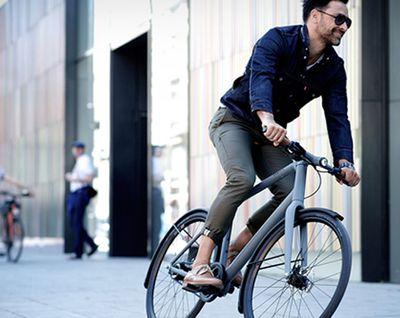 La bici urbana está hecha para ti