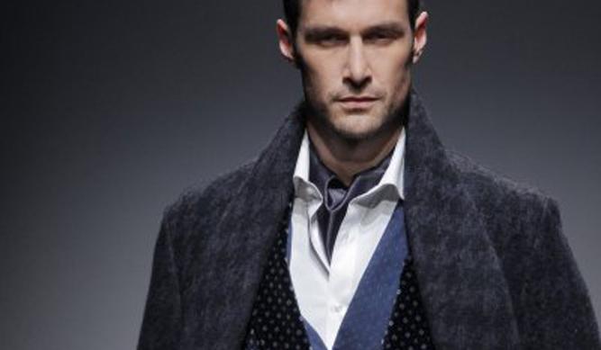 Emidio Tucci apuesta por el 'look' inglés para el próximo invierno