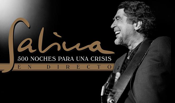 Nuevo CD-DVD de Joaquín Sabina, a la venta