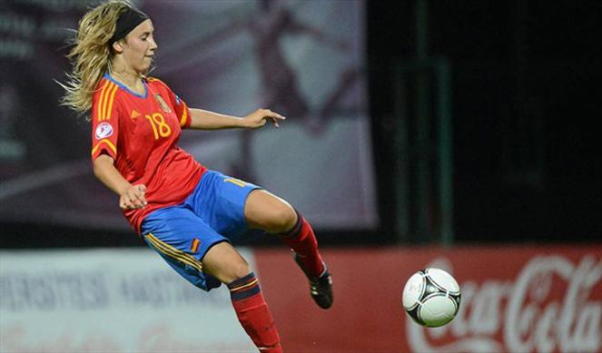 La Roja femenina ya sueña con el Mundial