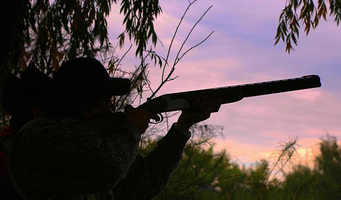 Todo a punto para la temporada de caza
