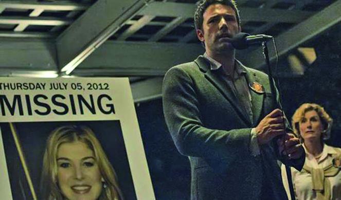 Las claves de 'Perdida' en el cine de Fincher
