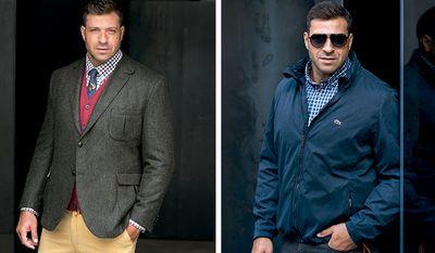 Mario Pestano, un 'gentleman' en formato XL