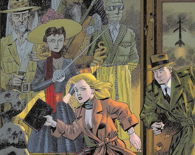 Cinco obras indispensables de Alan Moore que deberías leer
