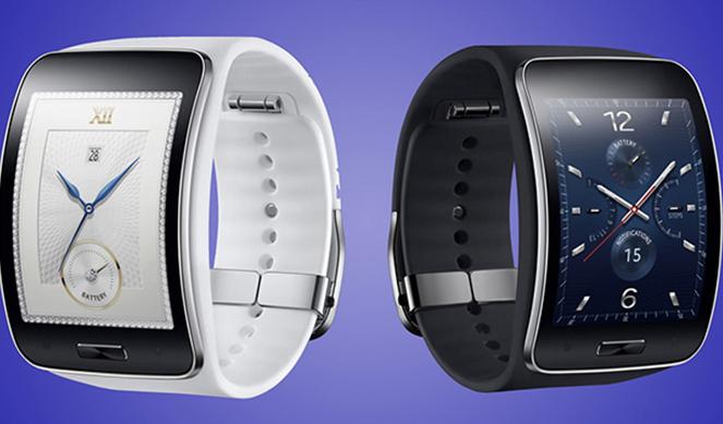 Samsung Gear S, lo último en tecnología ajustable a la muñeca
