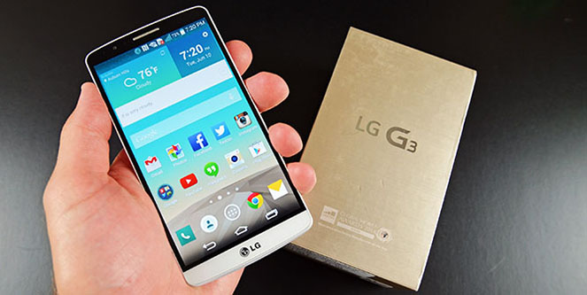 LG G3 AS3