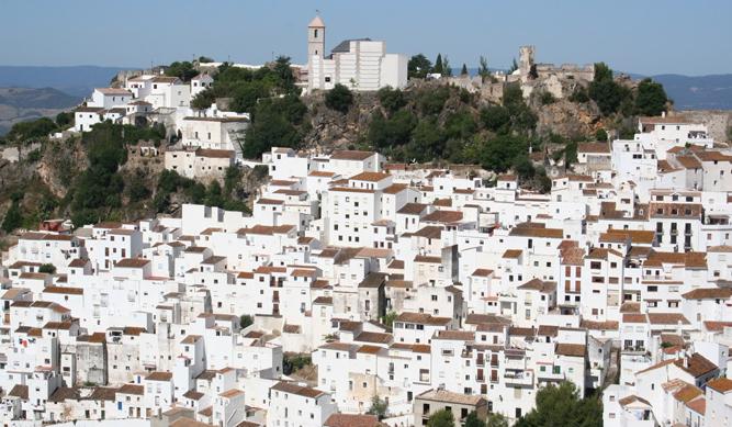 Los mejores pueblos de color de España