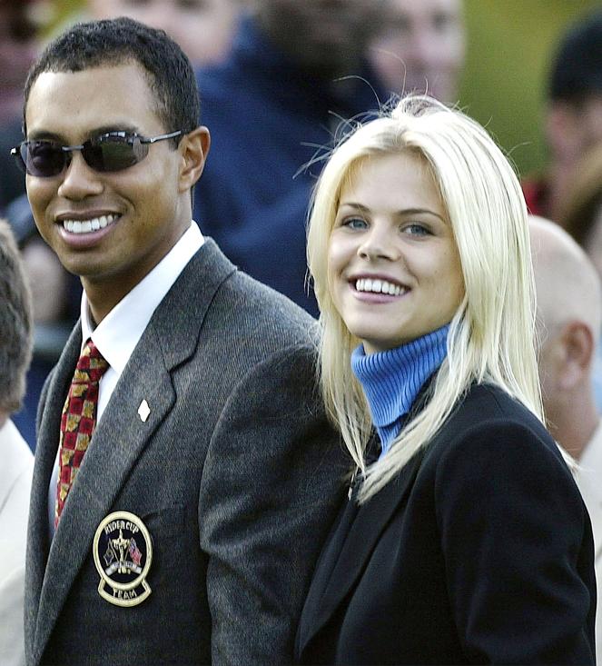 Woods & Elin Nordegren