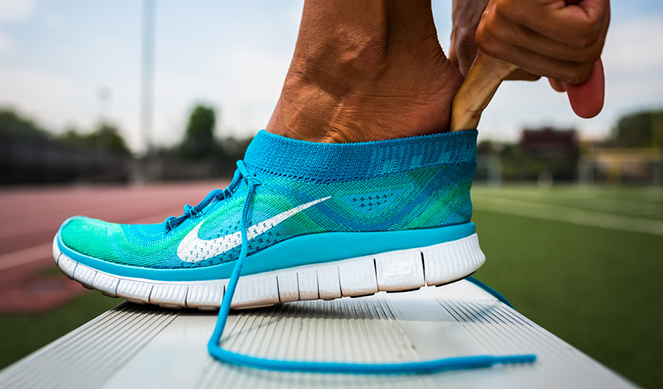 Nike Flyknit, nacidas para la historia