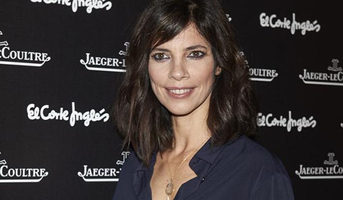 Maribel Verdú, imagen de Jaeger-LeCoultre en El Corte Inglés
